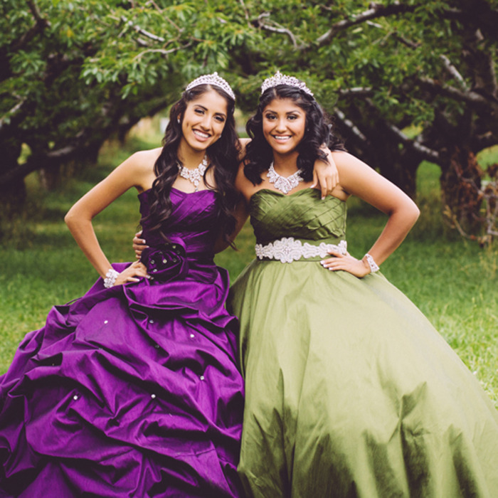 Anahy & Helen | Quinceañera Photos at Manning Orchards