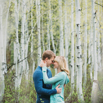 Chase & Lindsey | Engagement Session at Aspen Grove & The Shops at Riverwoods