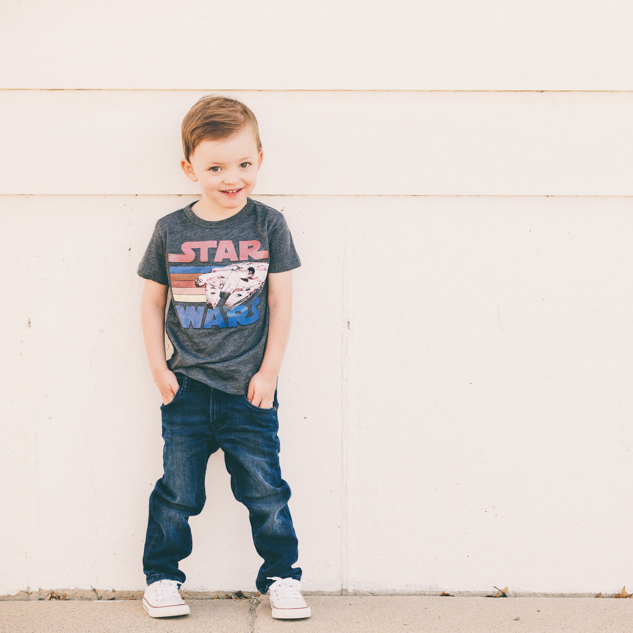 Luke's 3 Year Portraits at The Great Salt Lake Shoreland Preserve