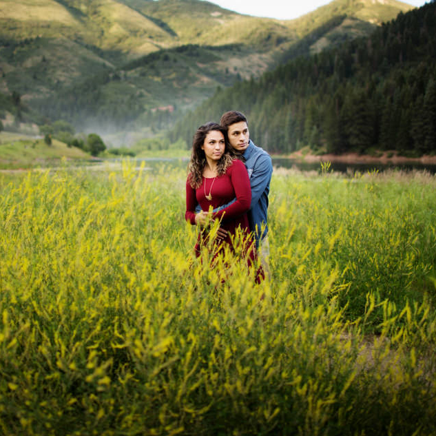 Thomas & Kenzie | Engagement at Tibble Fork
