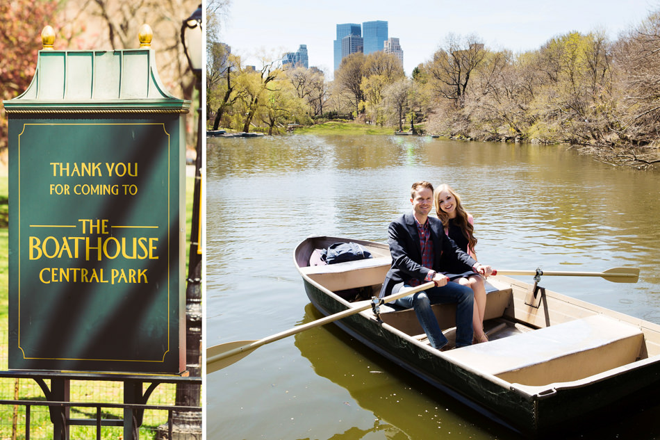 The Boat House at Central Park