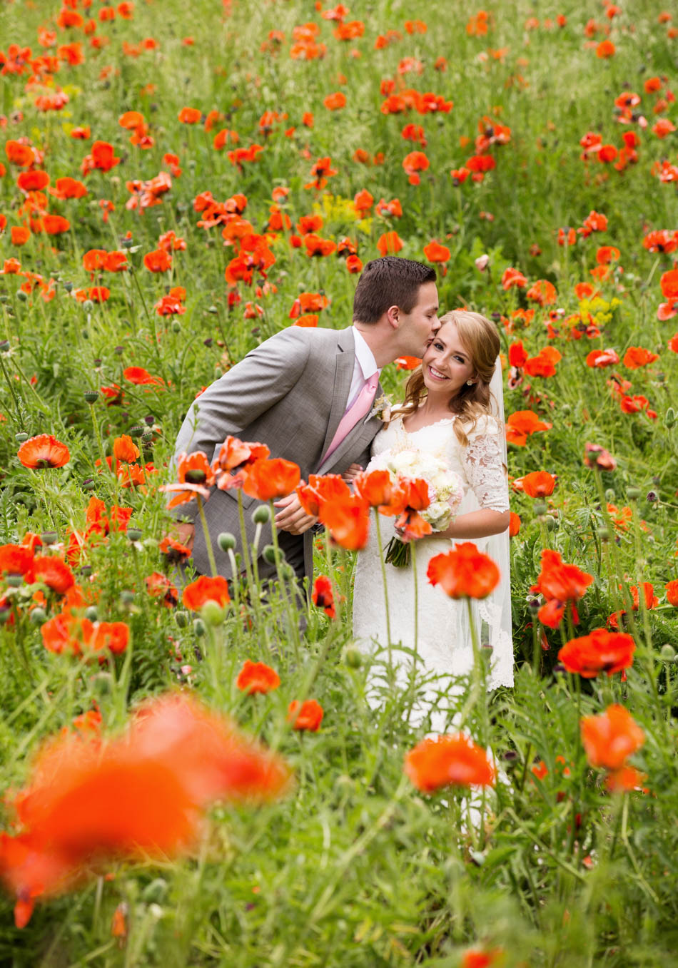 Wedding Flowers Utah County : Tyler shanndy bride groom portraits in mantua davis