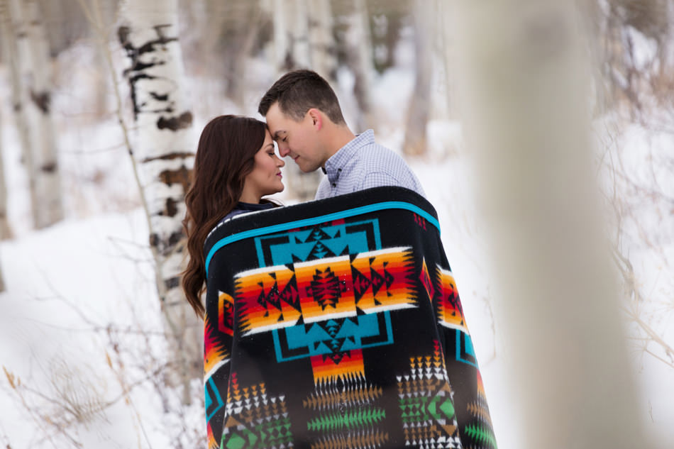 pendleton engagement photos