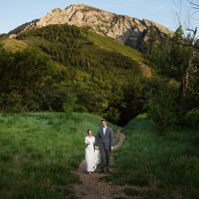 Jeron & Erika | Bride/Groom Neff's Canyon